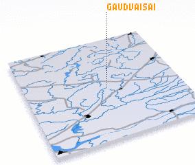 3d view of Gaudvaišai
