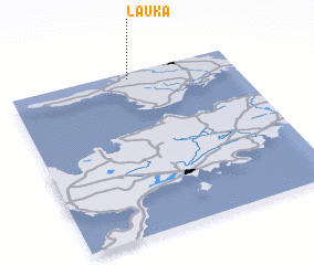 3d view of Lauka