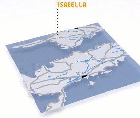 3d view of Isabella