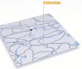 3d view of Purvėnai