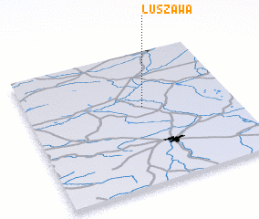 3d view of Luszawa