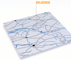 3d view of Bujenka
