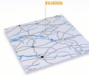 3d view of Bujenka