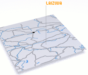 3d view of Laižuva