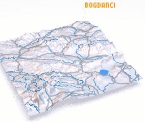 3d view of Bogdanci