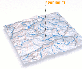 3d view of Brankovci