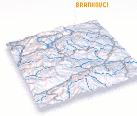 3d view of Brankovci