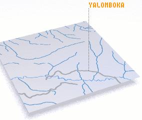 3d view of Yalomboka