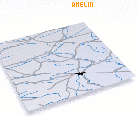 3d view of Amelin