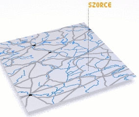 3d view of Szorce