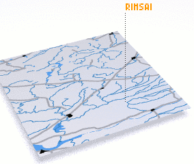 3d view of Rimšai