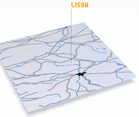 3d view of Lisów
