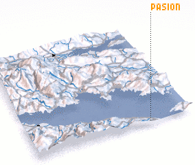 3d view of Pásion