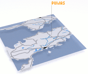 3d view of Puijas
