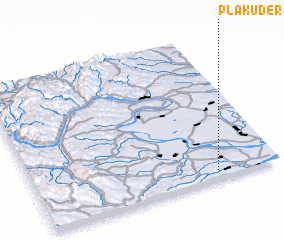 3d view of Plakuder