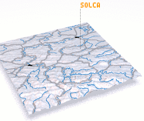 3d view of Solca