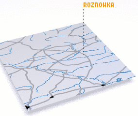 3d view of Rożnówka