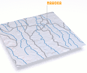 3d view of Mawoka