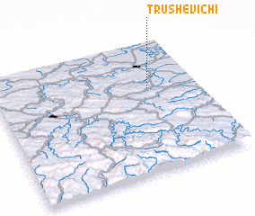 3d view of Trushevichi