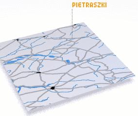 3d view of Pietraszki