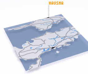 3d view of Hausma