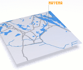 3d view of Mayema