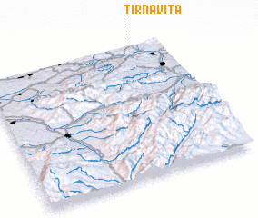 3d view of Tîrnăviţa