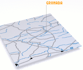 3d view of Gromada