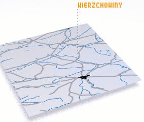 3d view of Wierzchowiny