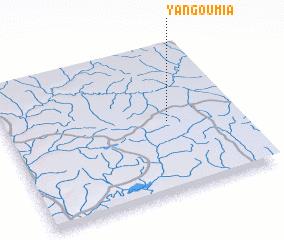 3d view of Yangoumia