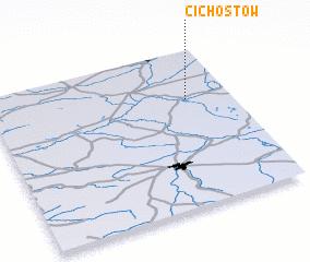 3d view of Cichostów