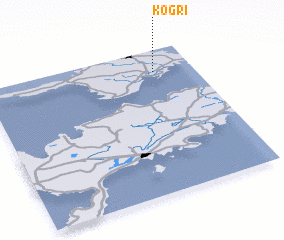 3d view of Kogri