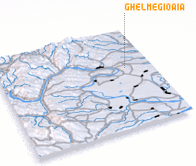 3d view of Ghelmegioaia