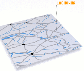 3d view of Lachówka