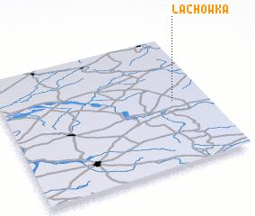 3d view of Lachówka