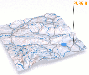 3d view of Plagiá