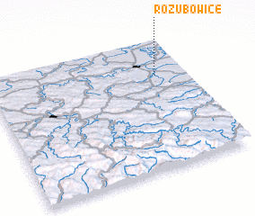 3d view of Rożubowice