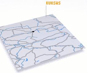3d view of Kukšas