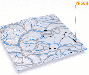 3d view of Yasen