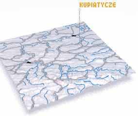 3d view of Kupiatycze