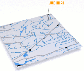 3d view of Judikiai