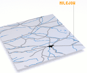 3d view of Milejów
