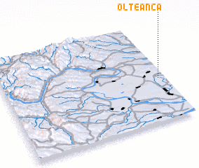 3d view of Olteanca