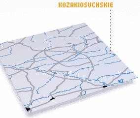 3d view of Kozaki Osuchskie