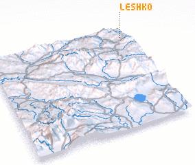 3d view of Leshko