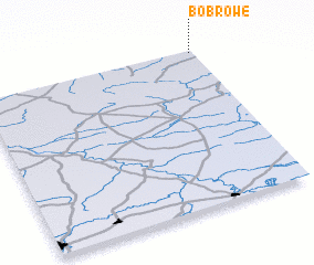 3d view of Bobrowe