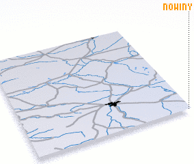 3d view of Nowiny