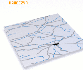 3d view of Kawęczyn