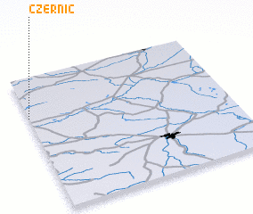 3d view of Czernic