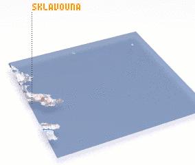 3d view of Sklavoúna